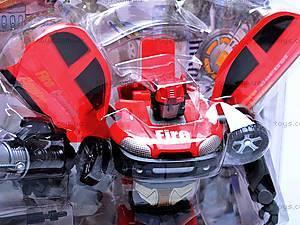 Трансформер «Роботы спасатели», 8072, магазин игрушек