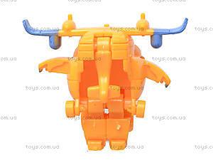 Трансформер из мультика «Супер крылья», 11001, детские игрушки