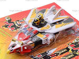 Трансформер-самолет Joy Toy, 8012, фото
