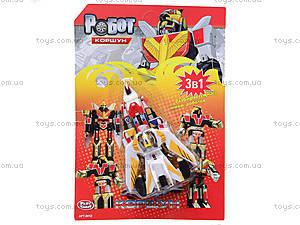 Трансформер-самолет Joy Toy, 8012, цена
