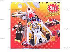 Трансформер-самолет Joy Toy, 8012, купить