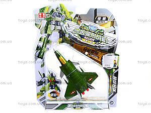 Трансформер-самолет на планшете, KY80306R-1