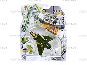 Металлический трансформер-самолет, KY80306R-2, купить