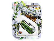 Детская игрушка «Трансформер-вертолет», KY80306R-5, отзывы