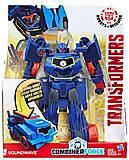 Трансформер «Саундвейв. Роботы под прикрытием», С2350 (B0067), отзывы