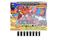 Трансформер серии «Space robot», D622-E48A, отзывы