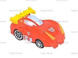Трансформер Speed Police, 8-31, детские игрушки