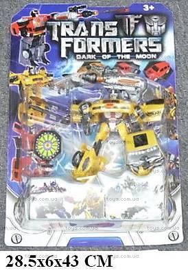 Трансформер Speedcar, 3835