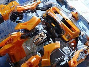 Трансформер «Спортивный автомобиль», 3-1, детские игрушки