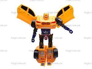 Трансформер Super Change Robot, 9-6, отзывы