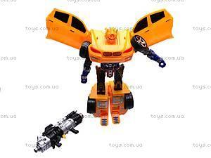 Трансформер Super Change Robot, 9-6
