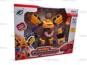 Трансформер Super Change Robot, 9-6, цена