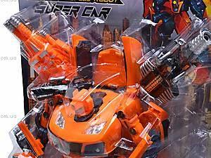 Трансформер-суперкар, 2776, магазин игрушек
