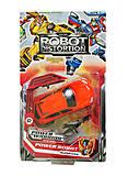 Трансформер «Сильный робот» оранжевый, 9066AB, фото
