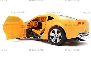 Трансформер-танк для детей, 3845, магазин игрушек