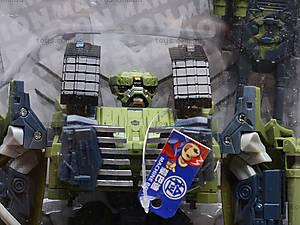 Детская игрушка «Трансформер-танк», 3305B, отзывы