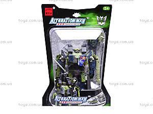 Детская игрушка «Трансформер-танк», 3305B, цена