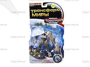 Игрушечный трансформер «Технотрон», 8101, купить