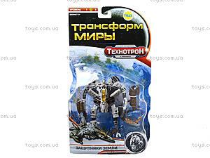 Детский трансформер «Технотрон» на планшете, 8103, купить