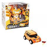 Трансформер «Тобот. Evolution X» оранжевый, W6699-42, купить