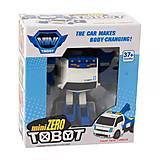 """Трансформер """"Tobot mini ZERO"""", 238ZERO, купить"""