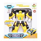 """Трансформер """"Tobot"""" вид 1 (DT-339-6), DT-339-6, отзывы"""
