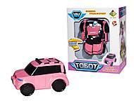 Трансформер «Тобот W» мини, розовый, DT-339, купить