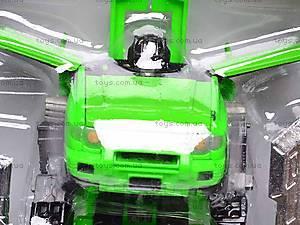 Трансформер Trans-Mutation, 1101A-D, магазин игрушек