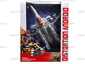 Робот-самолет-трансформер в коробке, 187I4J4, отзывы