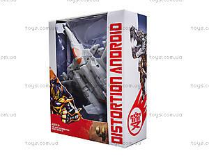 Робот-самолет-трансформер в коробке, 187I4J4, игрушки