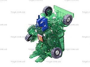 Трансформер для мальчиков «Транспорт», 288-1, игрушки