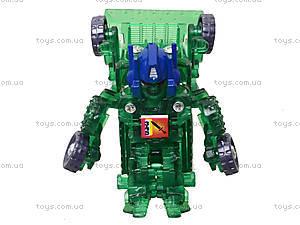 Трансформер для мальчиков «Транспорт», 288-1, магазин игрушек