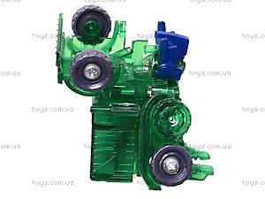 Трансформер для мальчиков «Транспорт», 288-1, toys.com.ua