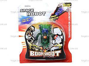 Трансформер для мальчиков «Транспорт», 288-1, toys
