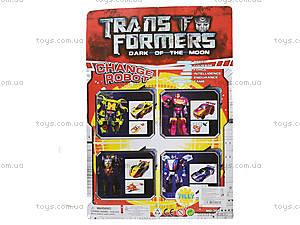 Игрушка-рансформер «Транспорт», 366, игрушки