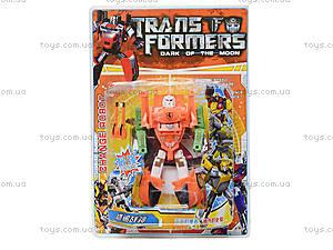 Игрушка-рансформер «Транспорт», 366, детские игрушки