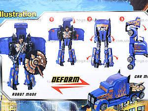 Детский трансформер «Транспортное средство», 375, фото
