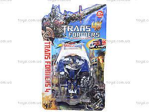 Детский трансформер «Транспортное средство», 375, цена