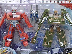 Игровой набор «Трансформер-транспорт», 5-83, купить