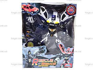 Трансформер-транспорт, 5 видов, 10808A, магазин игрушек