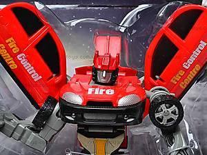 Трансформер-транспорт, 5 видов, 10808A, детские игрушки