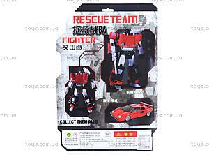 Робот-трансформер Rescue Team, 622048, фото