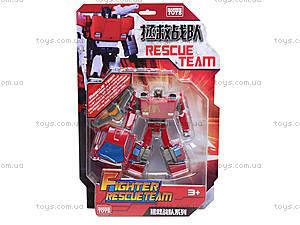Робот-трансформер Rescue Team, 622048, цена