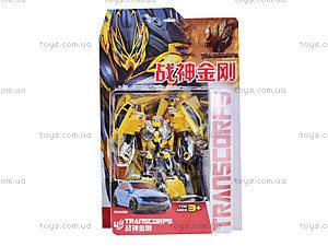 Игрушечный трансформер для детей «Транспорт», 622052, цена