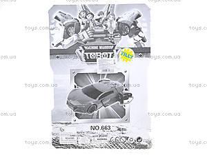 Детская игрушка «Трансформер-транспорт», 663, фото