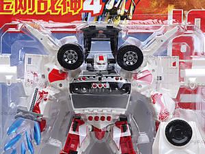 Детский трансформер-транспорт, 68810, игрушки