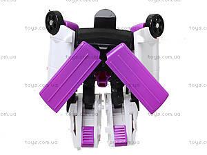 Детский трансформер-транспорт Tobot, 767-767CWXYZ, детские игрушки