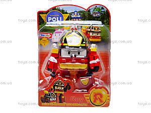 Игрушечный трансформер-транспорт Robocar Poli, 8188A, фото
