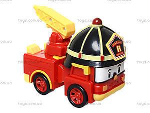 Игрушечный трансформер-транспорт Robocar Poli, 8188A, отзывы