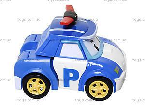 Игрушечный трансформер-транспорт Robocar Poli, 8188A, магазин игрушек